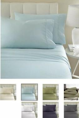 New Ienjoy Home Collection Bed Sheet Set
