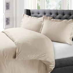 1800 collection 3 piece duvet cover set