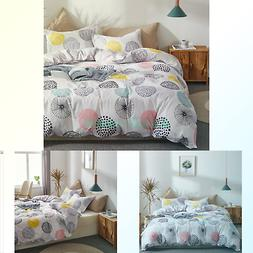 Uozzi Bedding 3 Piece Duvet Cover Set Queen  ...