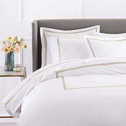 Pinzon 400-Thread-Count Egyptian Cotton Sateen Hotel Stitch