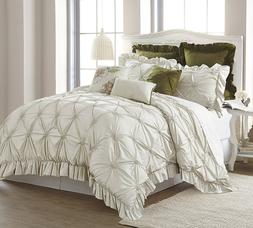 8 Piece Comforter Set Bedding Soft Luxury Over Sized Carolin