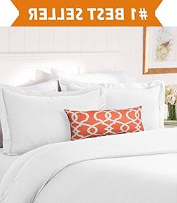 Elegant Comfort 3 Piece 1500 Thread Count Luxury Ultra Soft