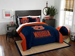 Auburn Tigers - 3 Piece FULL / QUEEN SIZE Printed Comforter