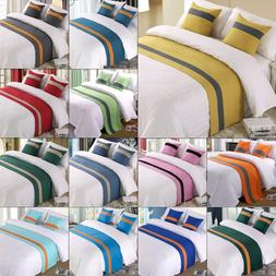 Bed Runner Scarf Protector Slipcover Bed Bedroom Hotel Weddi