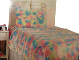 Bedding Sets for Teen Girls Twin, Full/Queen, Unicorn Rainbo