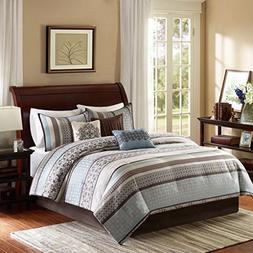 Home Essence Cambridge Bedding Comforter Set
