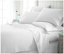 Home Collection Hypoallergenic Microfiber Bedsheet Set - 6pc