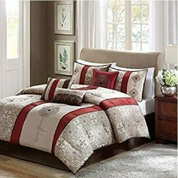 Madison Park Donovan 7 Piece Comforter Set