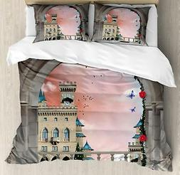 Fantasy Duvet Cover Set Twin Queen King Sizes with Pillow Sh