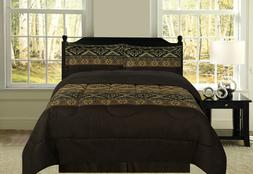 Full, Queen, or King Southwest Comforter Bedding 4 Piece Set