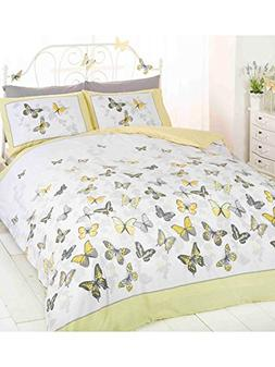 Rapport Generic Duvet Cover UK King/US Queen Size Butterfly