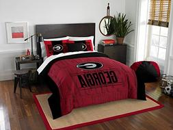 Georgia Bulldogs - 3 Piece FULL / QUEEN SIZE Printed Comfort