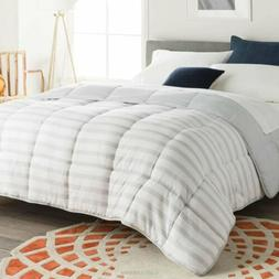 Goose Down Alternative Comforter 7 Colors Reversible ALL Sea