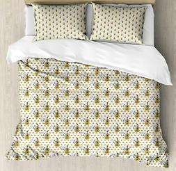 Guitar Duvet Cover Set Twin Queen King Sizes with Pillow Sha