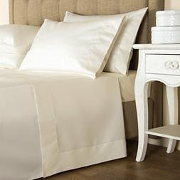 Ivory Queen 700 Thread Count 100% Egyptian Cotton Ultra Soft