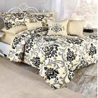 10 Pc Complete Bedding Sets elegant solid sheets bethany  qu