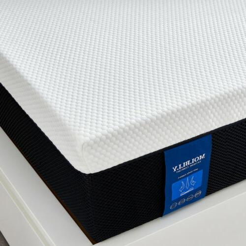 Size,Memory Foam with CerPUR-US Certified a box