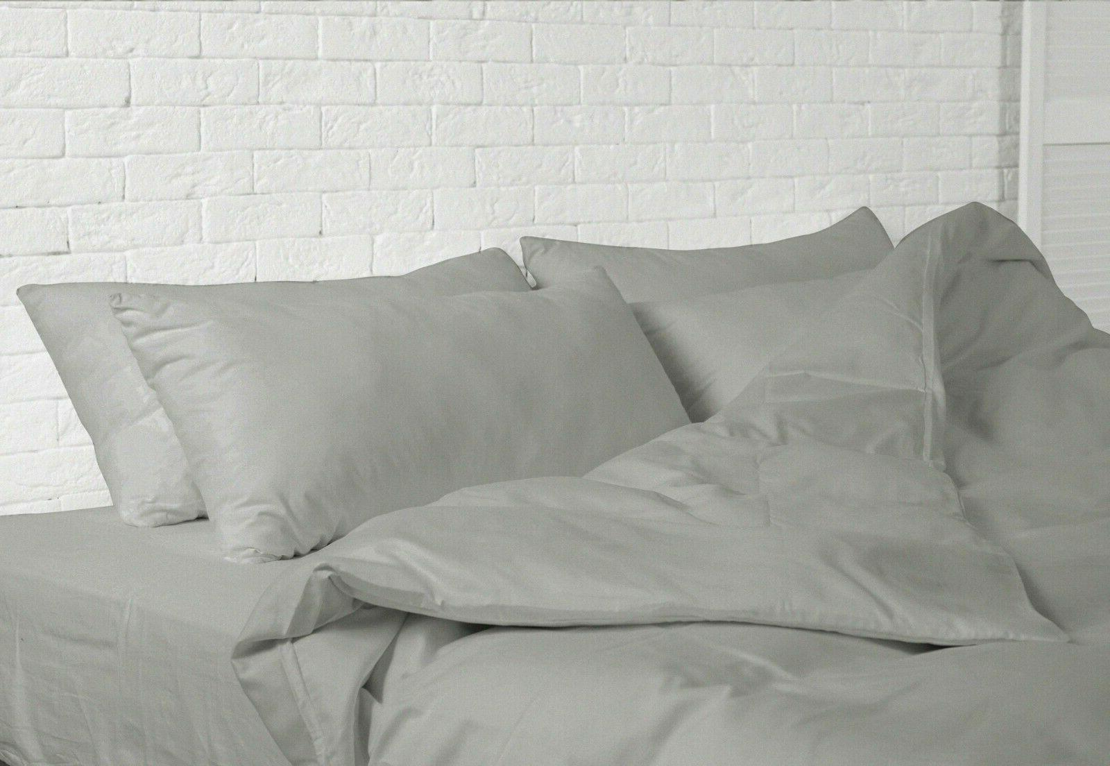 1800 THREAD COUNT EGYPTIAN COTTON FEEL LUXURY SOFT SHEETS SE