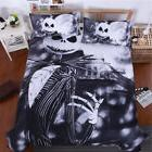 3D Bedding Set Nightmare Before Christmas Duvet Cover Twin F