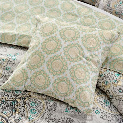 Chezmoi Scroll Comforter Set