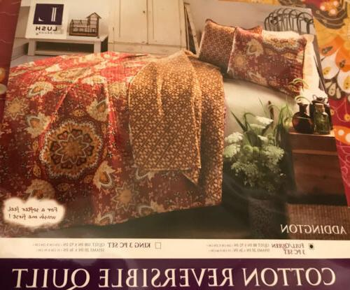 addington quilt set
