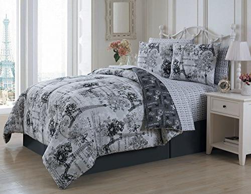 avondale manor amour comforter set
