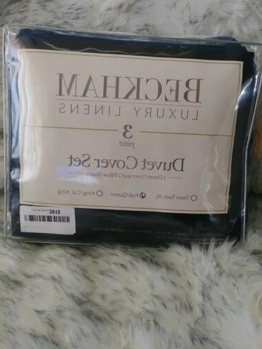 Beckham Hotel Luxury Soft duvet set
