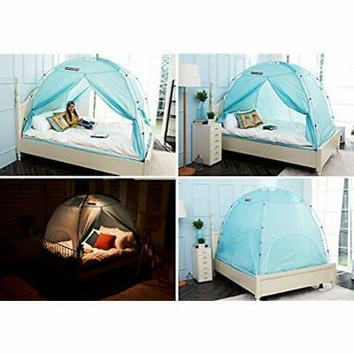 Bed Canopies Drapes Floorless Indoor Privacy On For