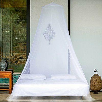 Bed Drapes PREMIUM MOSQUITO NET Large For Twin, And