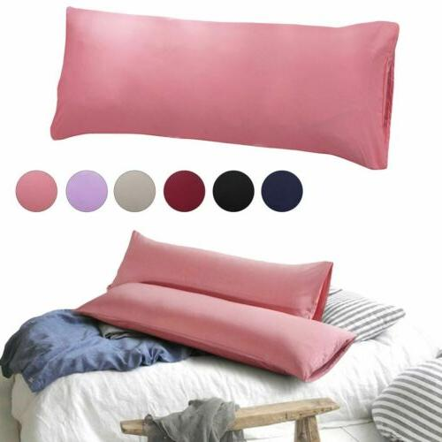 Body Case Soft Microfiber Bedding Body Pillow Covers