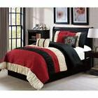 Canterbury 7 Piece Comforter Set by Safdie and Co