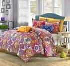 Chic Home Mumbai 8 piece Reversible Luxury Bed in a Bag Comf