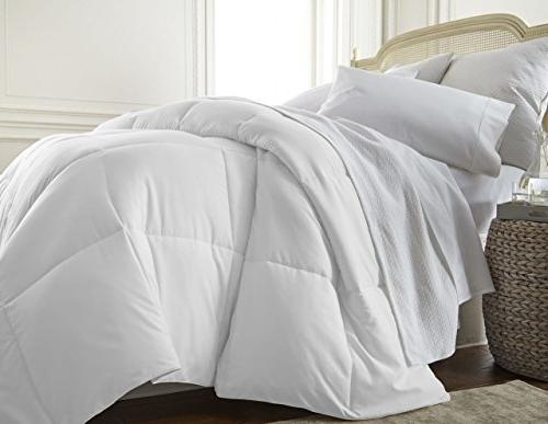 Home Collection Baffle Box Alternative Goose Down Comforter