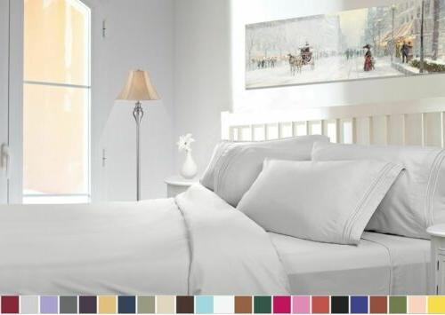 DEEP COUNT BAMBOO BED SET MOST