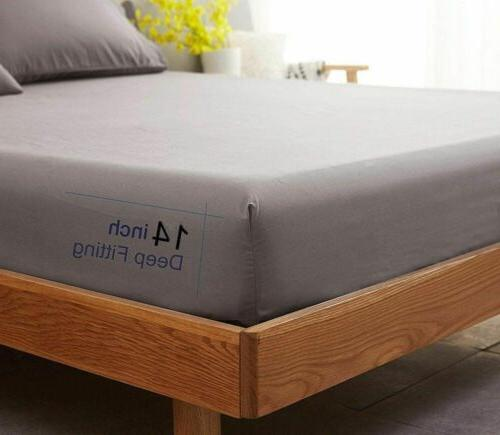 BAMBOO BED SUPER SOFT SHEET SET MOST