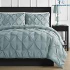 Comfy Bedding Double-Needle Durable Stitching 3-piece Pinch