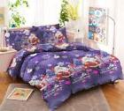 Duvet Cover Christmas Bedding Set With Pillowcase Cartoon Be
