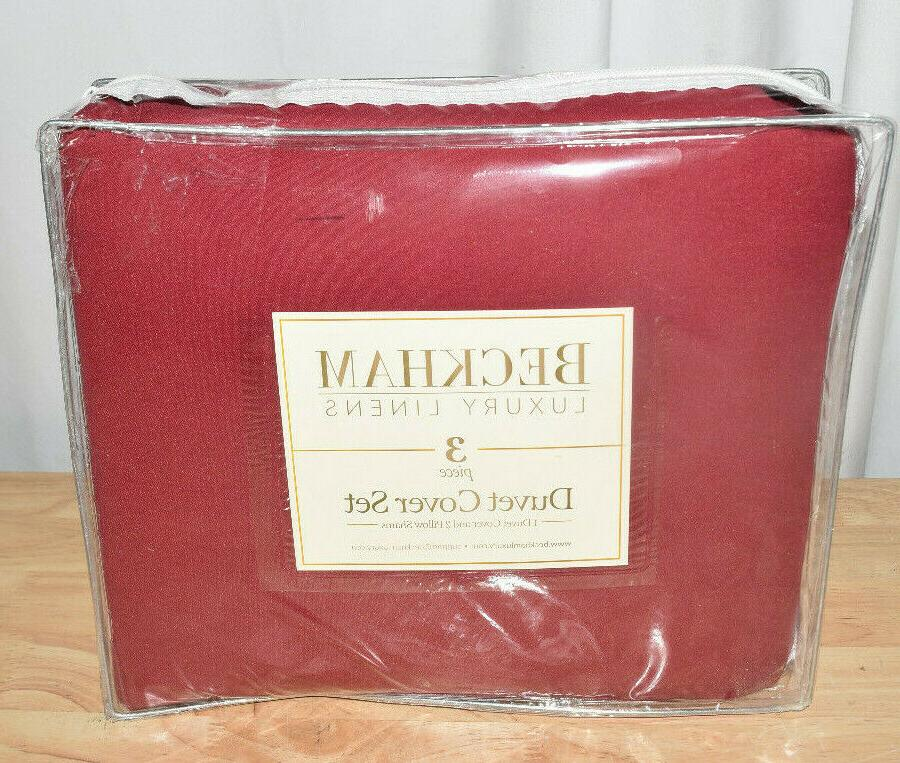 duvet cover set full queen burgundy