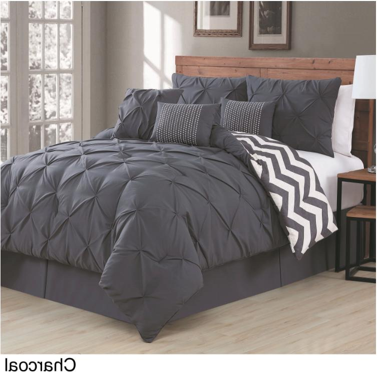 Avondale Manor Pleat Comforter Set Full/Queen