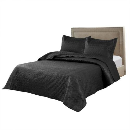 Quilt Set Bedding Cover Twin