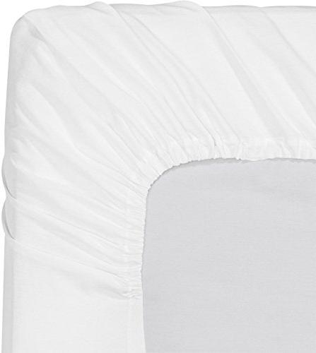 Fitted Fitted Sheets Sheet  Deep Pocket Brushed Velvety Micr