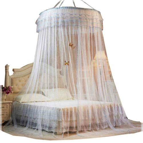 POPPAP Girls Bed Net Canopy Drapes,Children Boys Mosuito Cur