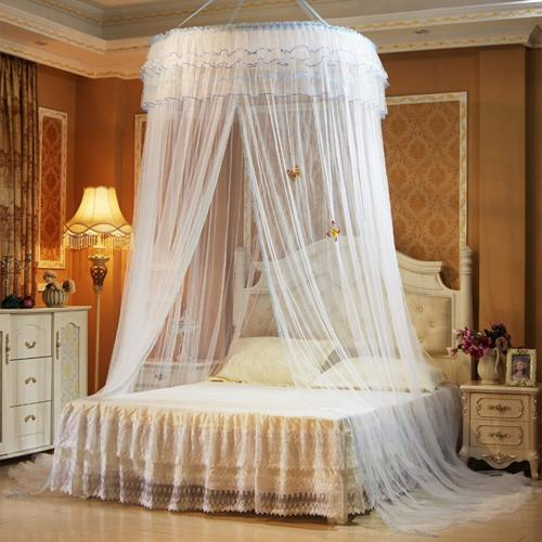 POPPAP Girls Bed Canopy Boys Curtain Queen