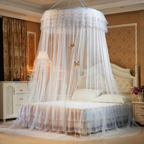 POPPAP Girls Bed Canopy Mosuito Curtain Large