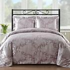 Comfy Bedding Lavender Cotton Blend 450 Thread Count 3-piece