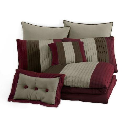 Chezmoi Luxury Pleated Bedding