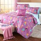 mermaid comforter kids bed set full queen size shames pillow