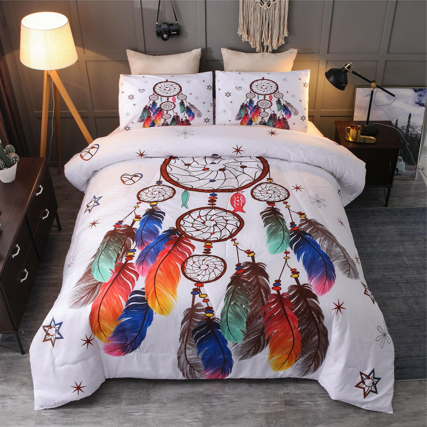 Bohemian Set Queen Bedding