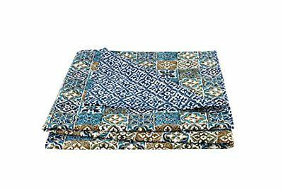 NEW VCNY Bedding Quilt Set, Multicolor