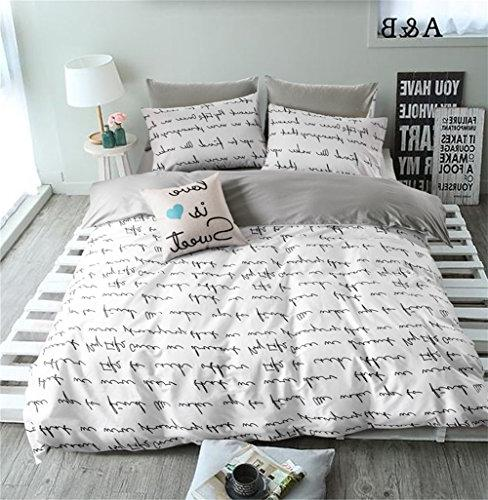queen duvet cover set cotton